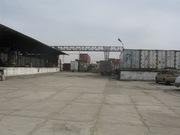 Аренда складов и контейнеров