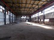 Продаётся производственное здание и земельный участок