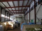Производственное помещение площадью 4000м2 Московская область.