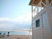 Аренда коммерческих площадей на пляже в Крыму,  Сакский район,  с. Шторм