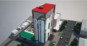 1 га под многоэтажное строительство  в Воронеже
